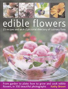 Edible flowers book